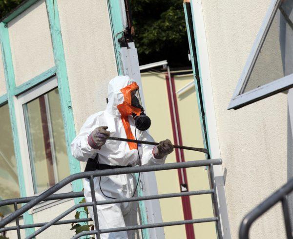 Asbestos Removal MyOsh Clean Minesite