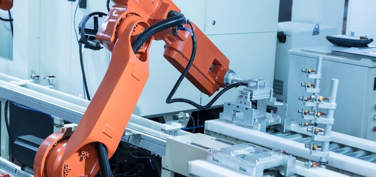 Myosh Robot Worker Safety