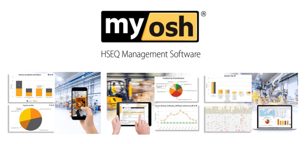 myosh Dashboards