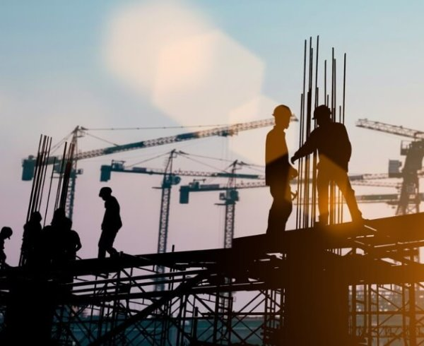 Workers in Construction Industry