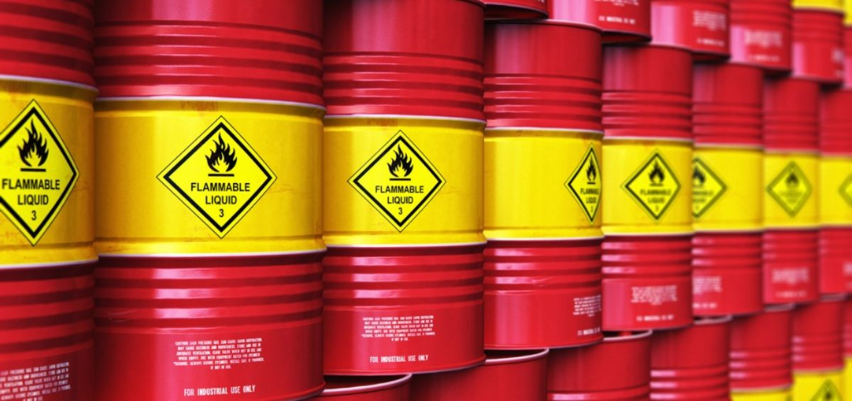 Dangerous Goods in containers