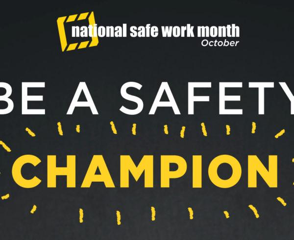 National Safe Work Month Australia