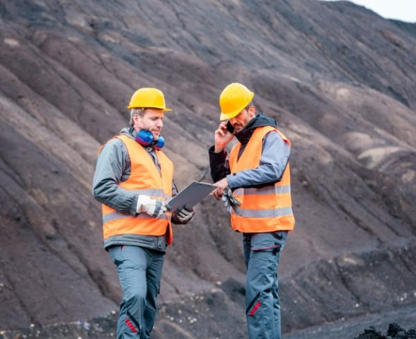 noise induced hearing loss mines