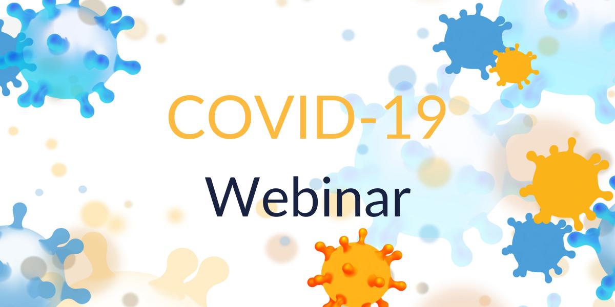 COVID 19 webinar managing compliance