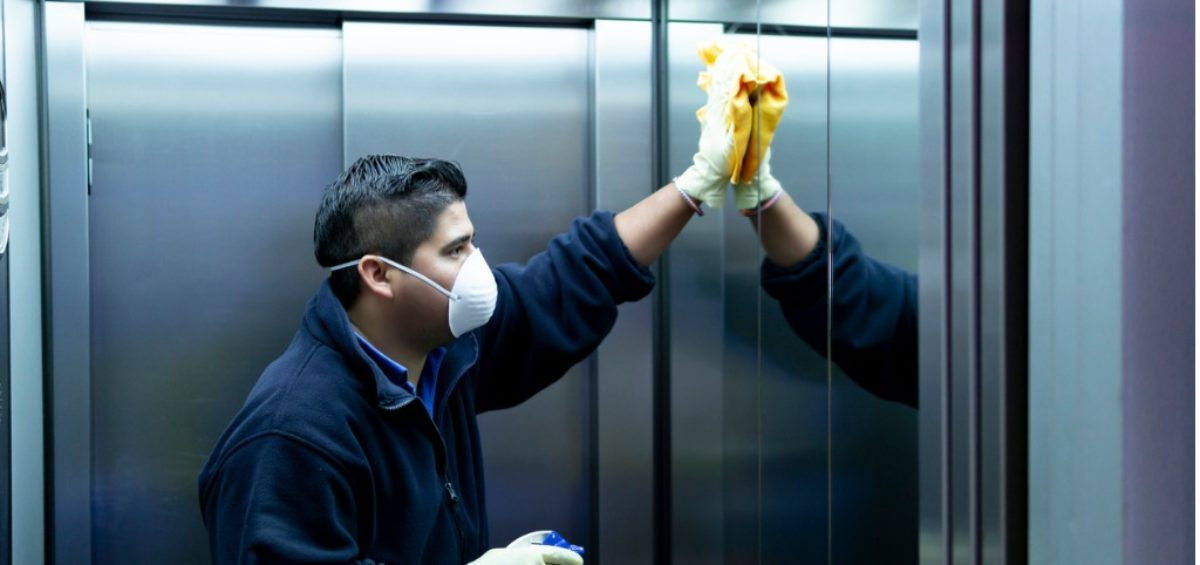 coronavirus cleaning social distancing ppe workplaces v2