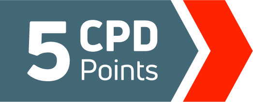 AIH1714 CPD Points logo 5points FA