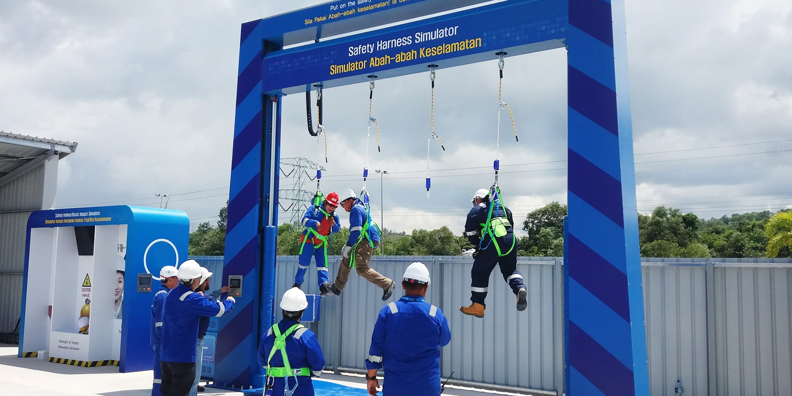 Safety Experience Training – Simulation of Hazards and Risks 1