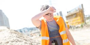 What happens to workers when it's hot