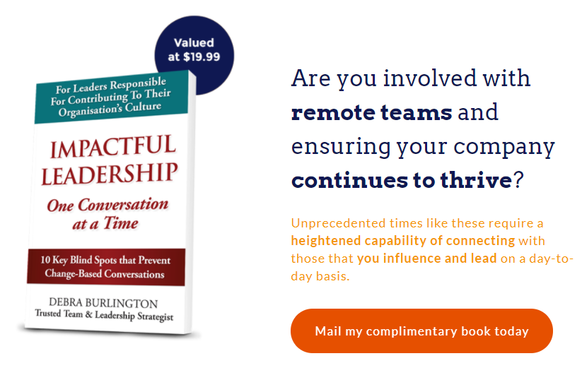 Impactful Leadership Book